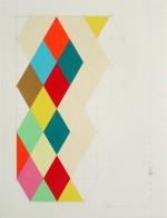 (F175), 2009, 65X50 cm., collage op papier