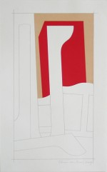 (F178), 2009, 65X40 cm., collage op papier