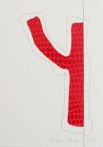 (F201), 2011, 30X21 cm., collage op papier