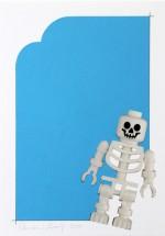 (F204), 2011, 30X21 cm., collage op papier