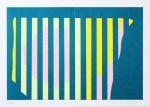 (F218), 2012, 30X42 cm. (2 delen), collage op papier