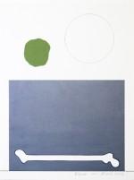 (F232), 2013, 40X30 cm., collage op papier