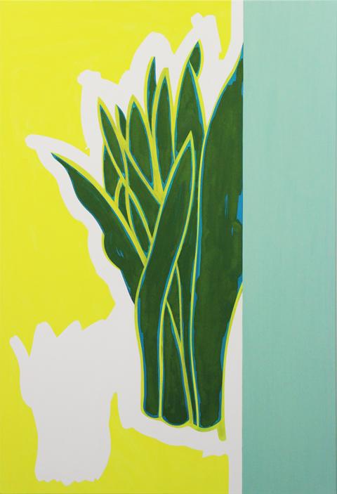 (F240), 2014, 130X90 cm., eitempera op doek/ egg tempera on canvas