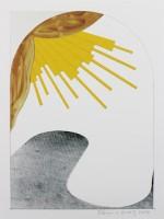 (F242), 2014, 40X30 cm., collage op papier